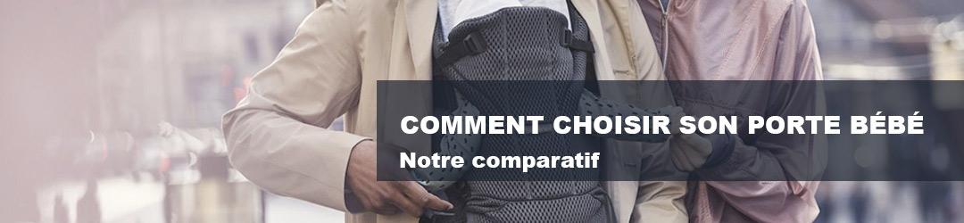 porte bébé : comparatifs et avis