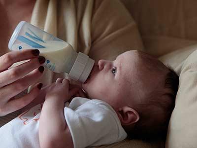 biberon lait bébé